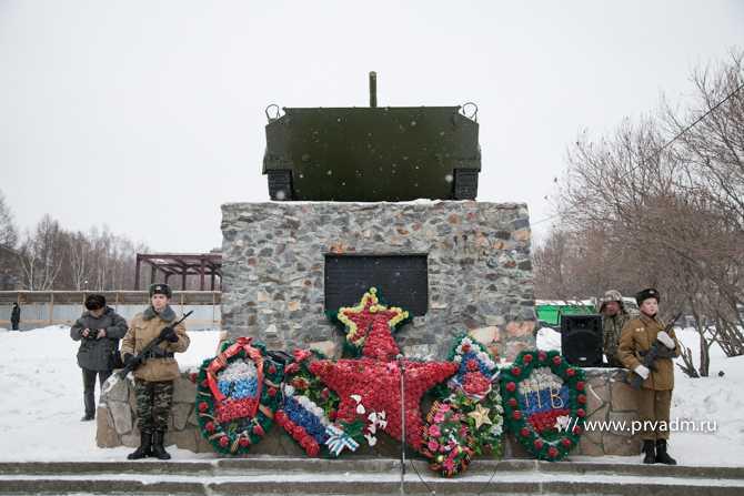 Помнить погибших, чествовать живых