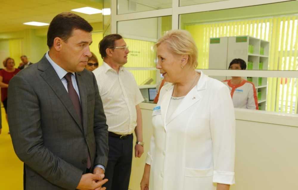 Евгений Куйвашев высоко оценил командную работу власти, бизнеса и общества в преображении Первоуральска