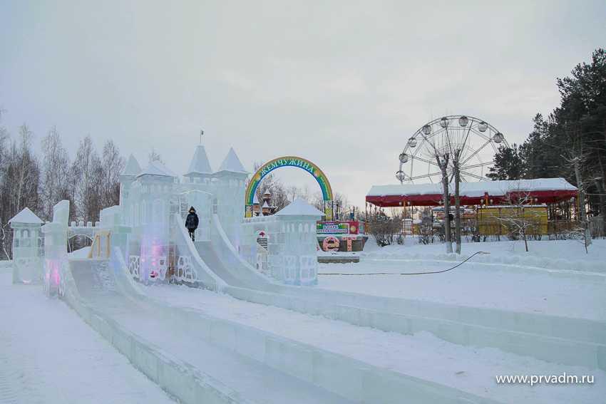 Первоуральск готов к встрече Нового года
