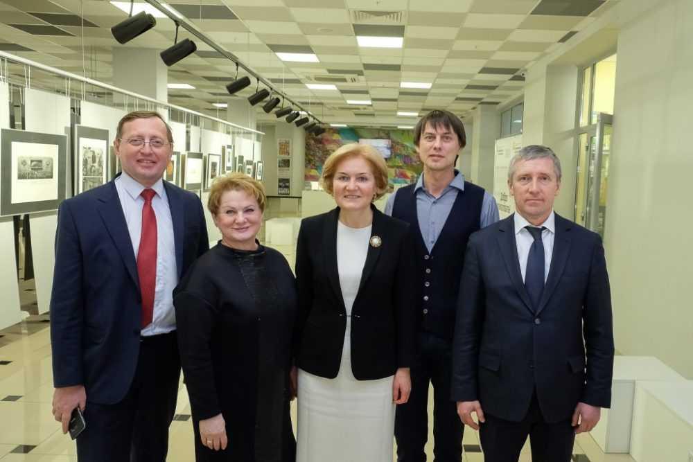 Вице-премьер Ольга Голодец посетила Первоуральск