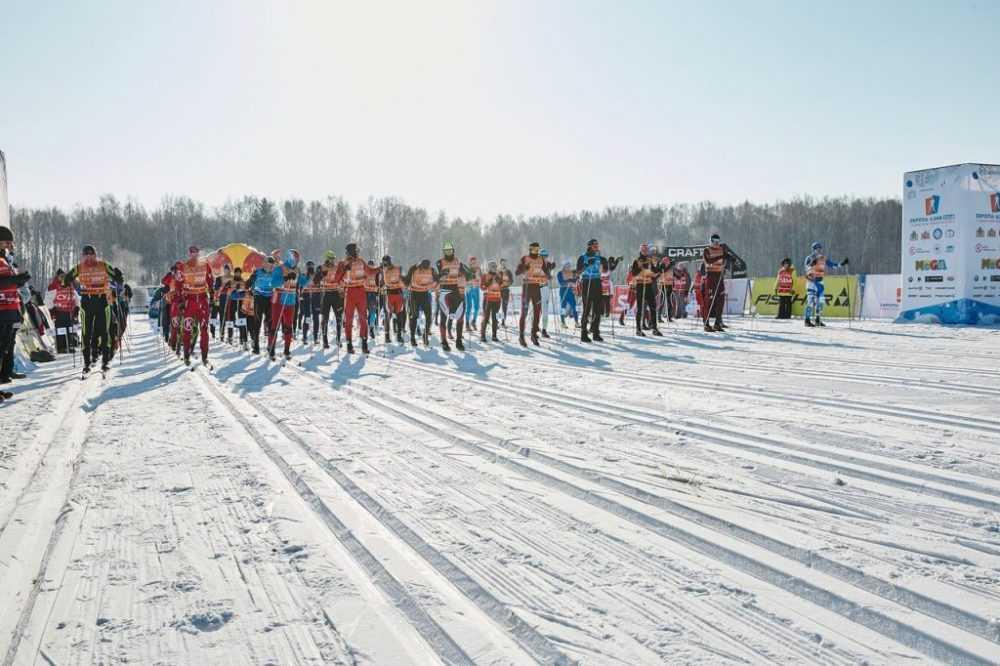 Марафон «Европа-Азия» состоялся в Первоуральске 35 раз