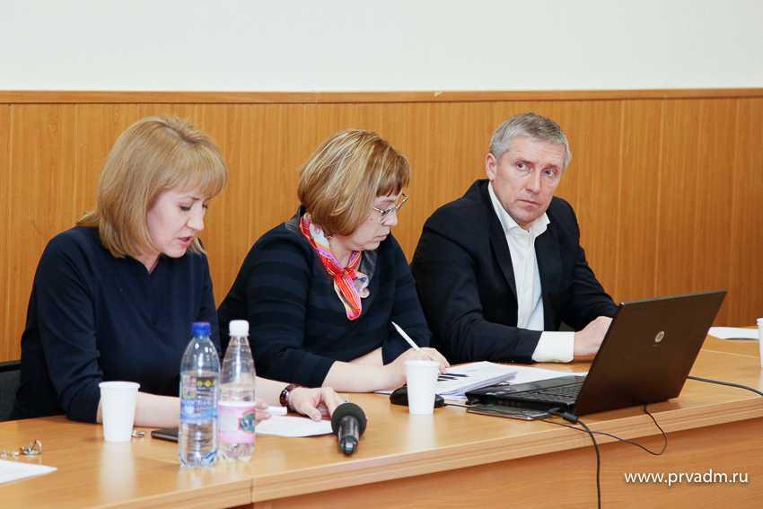 В Администрации состоялись публичные слушания по исполнению бюджета Первоуральска
