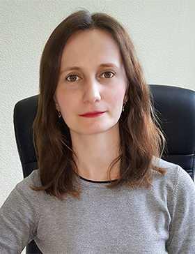Котенко Светлана Геннадьевна