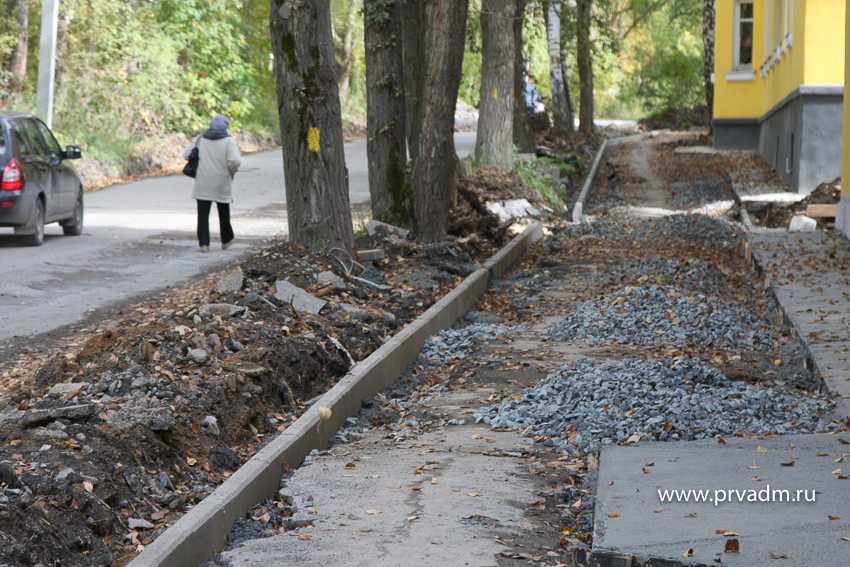 Ремонт первоуральских дорог проинспектировали сотрудники администрации и депутаты