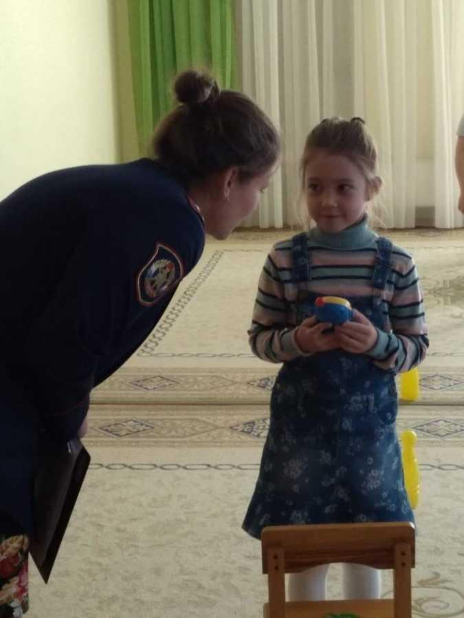 Привлекаем внимание к пожарной безопасности с дошкольного возраста