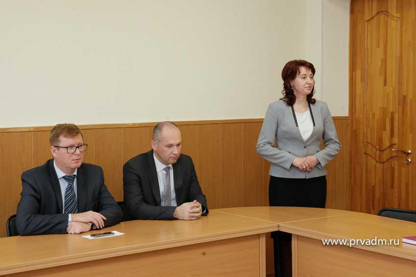 Назначен новый начальник управления образования Первоуральска