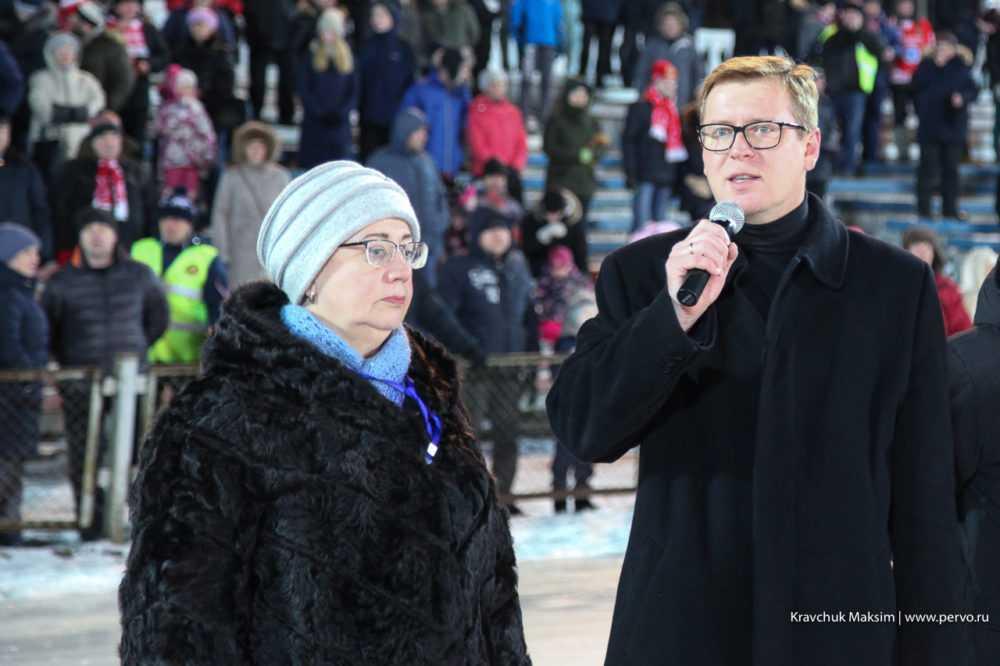 В Первоуральске стартовал новый хоккейный сезон