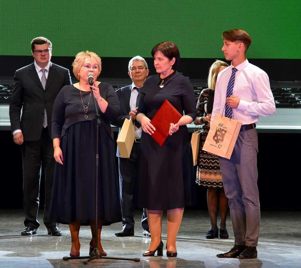 Одно из старейших учебных учреждений Первоуральска отметило своё 60-летие