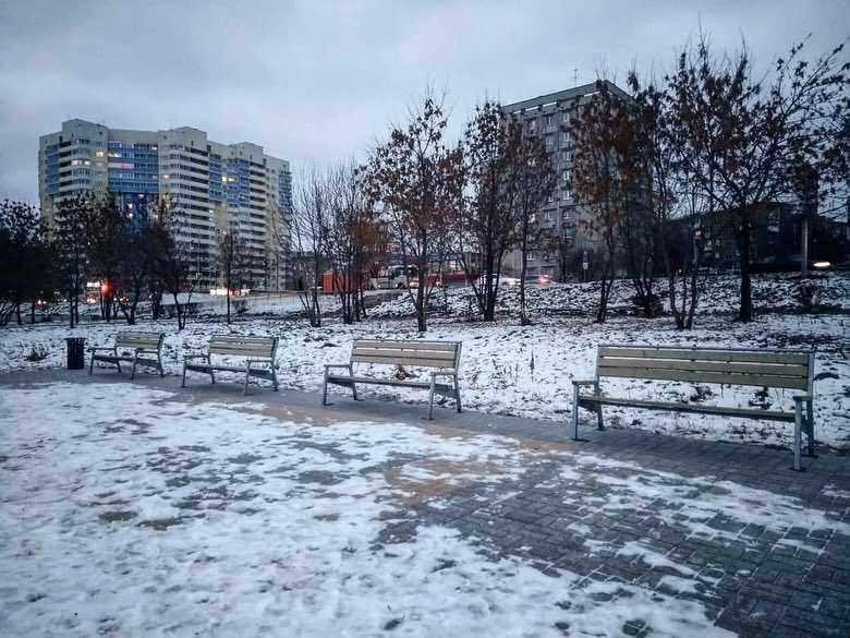 В Первоуральске завершается второй этап реконструкции Набережной