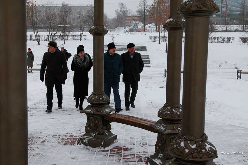 Набережная Первоуральска – одно из самых красивых мест в городе