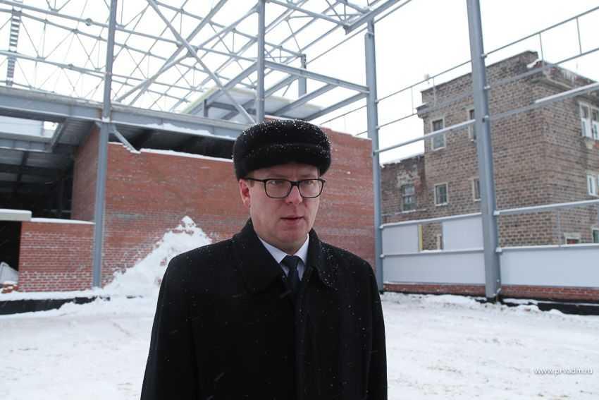 Строительство насосно-фильтровальной станции: вода в Первоуральске станет чище уже к новому году