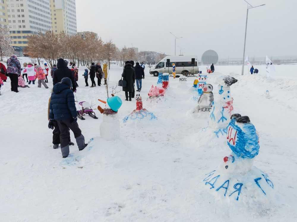 В Первоуральске провели «Операцию «Снеговик»
