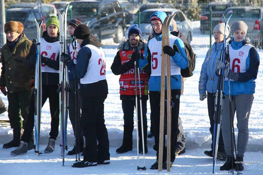 В Первоуральске состоялось торжественное открытие лыжного сезона