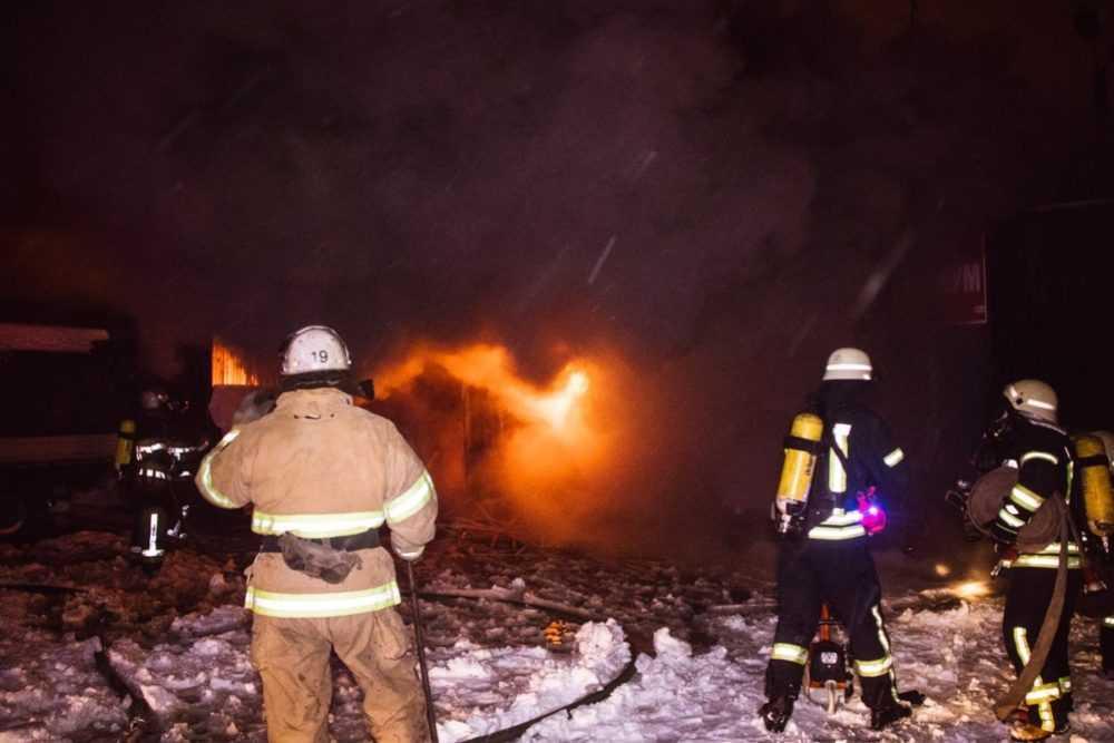 За 8 праздничных дней 2019 года на территории ГО Первоуральск произошло 5 пожаров.