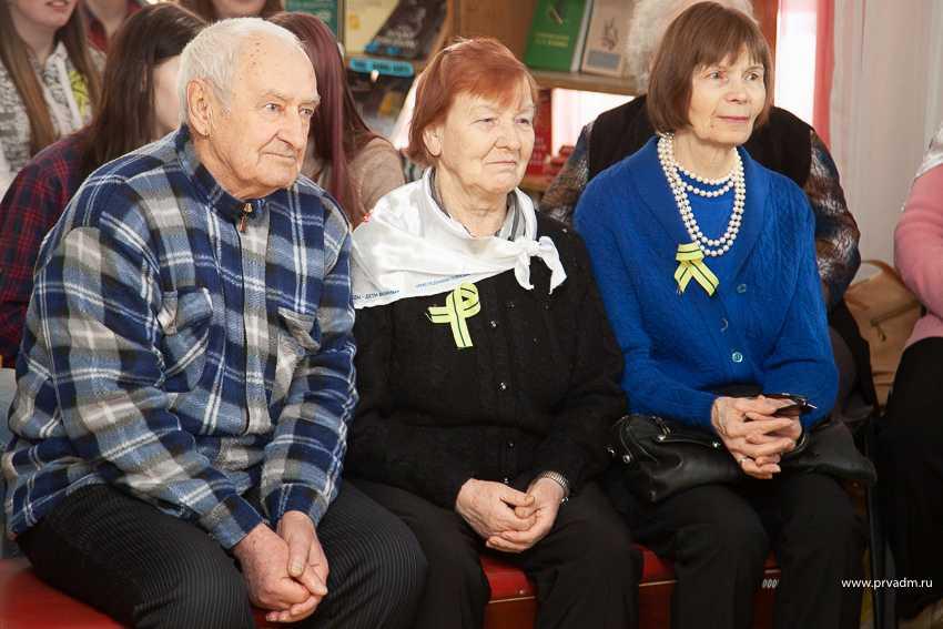 В Первоуральске почтили память жителей блокадного Ленинграда
