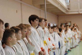 Первоуральские самурай показали свою первоклассную подготовку