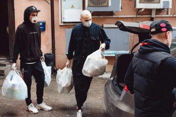 Первоуральск стал первым городом на Урале, присоединившимся к проекту «Помощь» актера Никиты Кукушкина