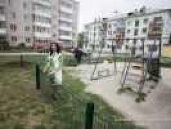 Благоустройство дворов депутатами «Единой России» идет полным ходом