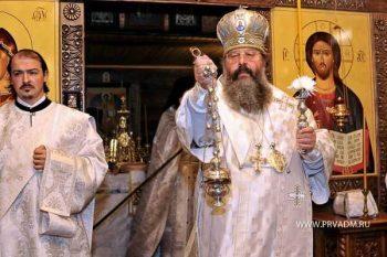 Первоуральск вновь посетил митрополит Екатеринбургский и Верхотурский Кирилл