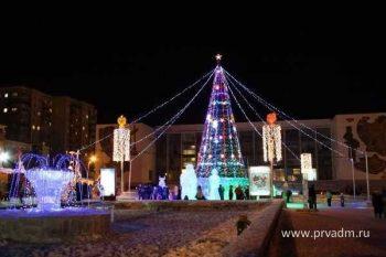 Первоуральск начал готовиться к Новому году