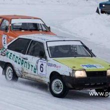 В Первоуральске вновь пройдут автогонки на льду