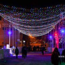«Новогоднее чудо» приходит в Первоуральск