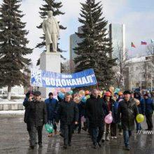 В Первоуральске прошел «коммунальный» парад