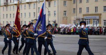 Горожане приглашаются на празднование Дня Победы