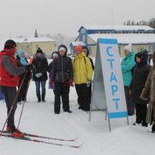 """На лыжной базе """"Бодрость» прошло открытое занятие для учителей физической культуры"""
