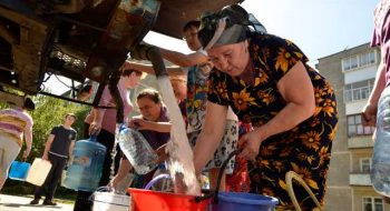 21 июня на ул. Ленина и Краснодонцев будет осуществлен подвоз воды
