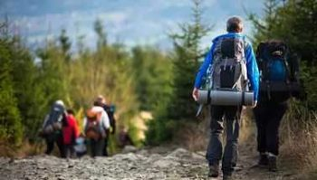 МЧС рекомендует туристам зарегистрироваться перед походом