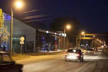 Восстановлено наружное освещение на улице Урицкого