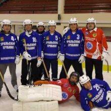 К хоккейному сезону готовы