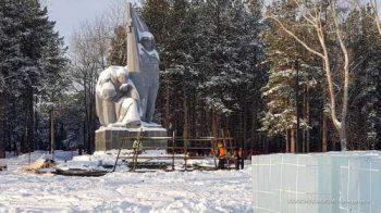 Первоуральск готовится к Новому году