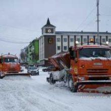 Выездная комиссия по уборке снега
