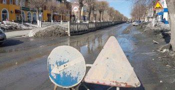 Дорожные службы Первоуральска приняли срочные меры