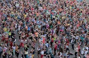 В честь 1 мая в Первоуральске устроят флешмоб