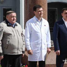 Администрация поздравила ОАО «ПНТЗ» с праздником