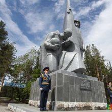 В Первоуральске прошел День памяти и скорби