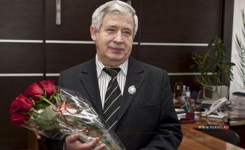 Заслуженный учитель России Юрий Павлов стал Почетным гражданином Первоуральска