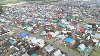 Соблюдение противопожарного режима в Первоуральске мониторят с воздуха