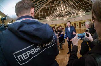 Евгений Куйвашев поблагодарил пришедших на выборы, за активную гражданскую позицию