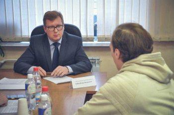 Открыта запись на личные приемы главы Первоуральска и его заместителей