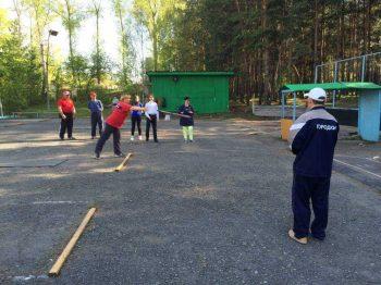 В выходные в Первоуральске пройдет турнир по городошному спорту