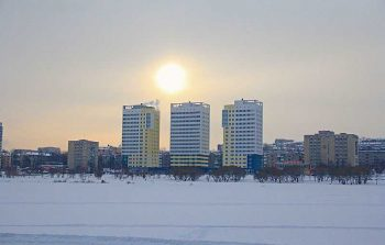 По Указу Президента Первоуральск продолжает улучшать  экологические показатели