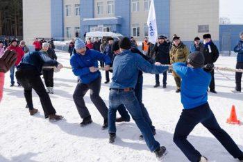 В Первоуральске стартовала спартакиада на кубок Главы городского округа