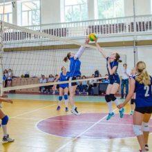 В Первоуральске прошёл Кубок города по волейболу