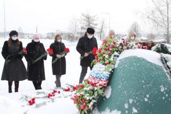 Первоуральцы почтили память погибших защитников Отечества