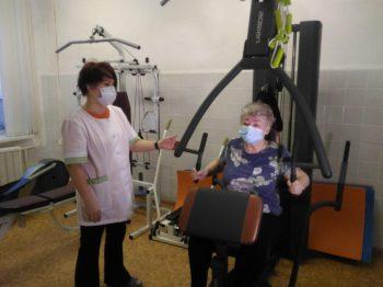 В Первоуральской городской больнице организована реабилитация дляпостковидныхпациентов