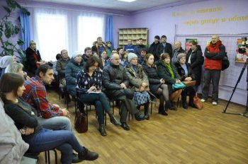 Представители администрации Первоуральска встретились с владельцами спорных земель Билимбая